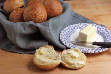 Brown Butter Brioche Rolls | Foodal.com