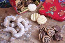 3 Classic European Christmas Cookies | Foodal.com