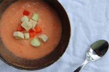 Homemade Gazpacho | Foodal.com