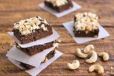 The Best Gluten-Free Cashew Brownies   Foodal.com