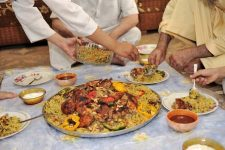 Middle Eastern Kabsa Rice and Chicken | Foodal.com