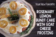 Rosemary Lemon Bundt Cake | Foodal.com