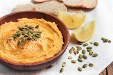 Make This Now: Pumpkin Hummus | Foodal.com