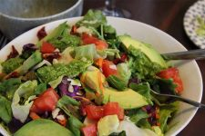 Make This Savory Raw Salad with Pesto   Foodal.com