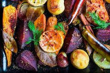 Roasted Root Veggies Cover | Foodal.com
