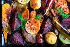 Roasted Root Veggies Cover | Foodal.com