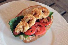 Shrimp Po